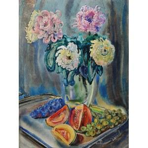 Adolf INATOWICZ-ŁUBIAŃSKI (1892-1971), Kwiaty i owoce