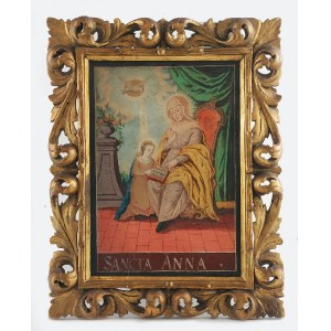 Autor nieokreślony, 2 poł. XVIII w., Św. Anna