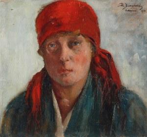 Stanisław DACZYŃSKI (1856 - ?), Zakopianka, 1921