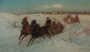 Ignacy ZYGMUNTOWICZ (ok. 1875-1946/1947), Wyjazd do miasta
