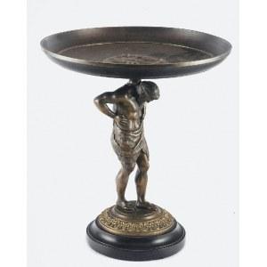 Patera z figurą Heraklesa