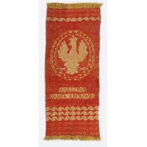DANUTA THOMAS-JAWORSKA (ur. 1920), Spółdzielnia Artystów Plastyków ŁAD, Orzeł z Sali Tronowej Zamku Królewskiego w Warszawie
