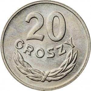 20 groszy, 1949, MN