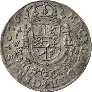 2/3 talara, 1676, Mecklenburg-Schwerin, Niemcy
