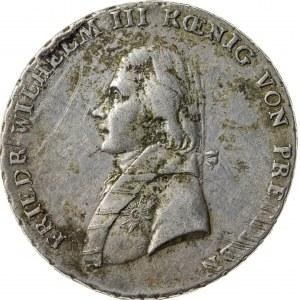 talar, 1803, Wilhelm III, B (Breslau-Wrocław), Prusy