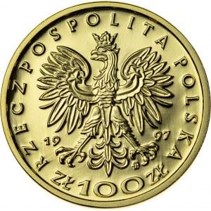 100 zł, 1997, Stefan Batory, Au900, 8g, III RP