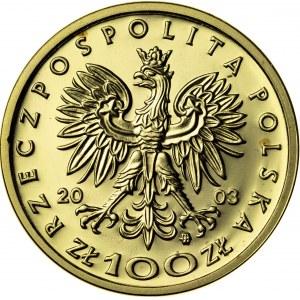 100 zł, 2003, Kazimierz IV Jagiellończyk, Au900, 8g, III RP