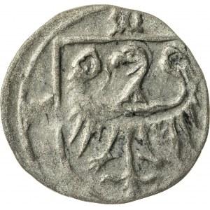 halerz, 1416-1444/1447, Konrad V Kantner lub Konrad VII Biały, Oleśnica