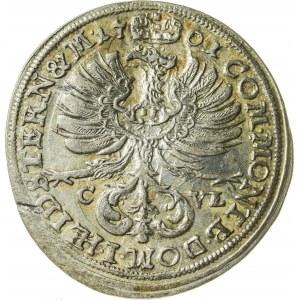 3 krajcary, 1701, Krystian Ulryk 1668-1698, Oleśnica
