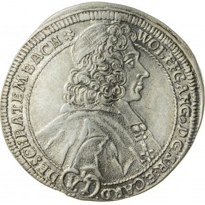6 krajcarów 1713, Wolfgang von Schrattenbach, Ołomuniec
