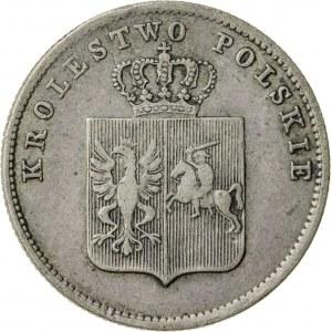 2 zł, 1831, Powstanie Listopadowe