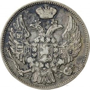 1 zł/15 kopiejek, 1837