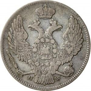 2 złote/30 kopiejek, 1839
