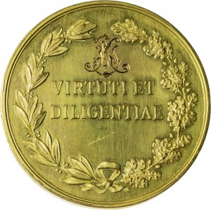 medal, ZAKŁAD NAUKOWO WYCHOWAWCZY W CHYROWIE, pudełko, RRR