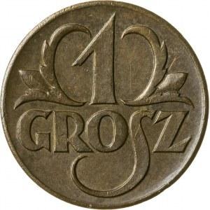 1 grosz, 1923, II RP