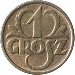 1 grosz, 1932, II RP