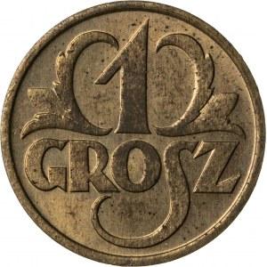 1 grosz, 1933, II RP