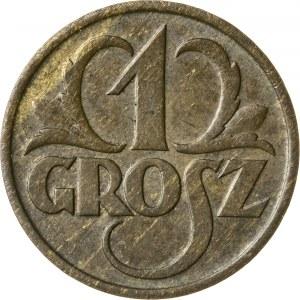 1 grosz, 1934, II RP