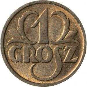 1 grosz, 1936, II RP