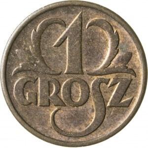 1 grosz, 1938, II RP