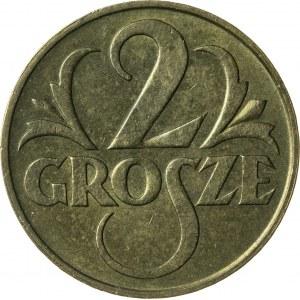 2 grosze, 1923, II RP