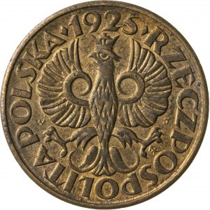 2 grosze, 1925, II RP