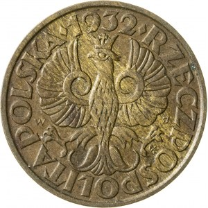 2 grosze, 1932, II RP