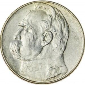 5 zł, 1935, II RP, Piłsudski