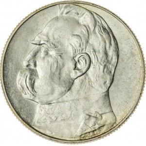 5 zł, 1936, II RP, Piłsudski