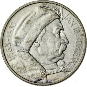 10 zł 1933, II RP, Jan III Sobieski
