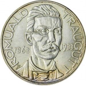 10 zł 1933, II RP, Traugutt
