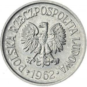 10 gr, 1962, Aluminium, PRL