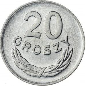 20 gr, 1949, Aluminium, PRL