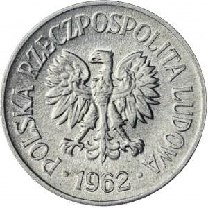 20 gr, 1962, Aluminium, PRL