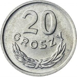 20 gr, 1963, Aluminium, PRL