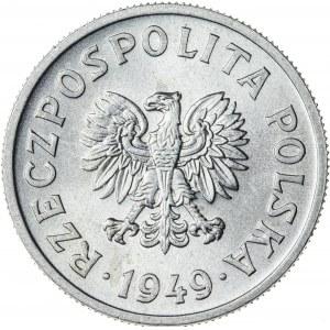 50 gr, 1949, Aluminium, PRL