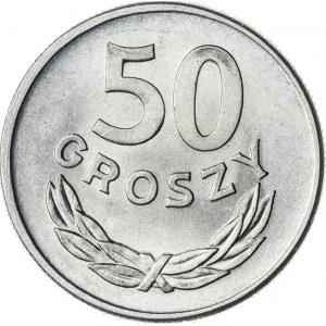 50 gr, 1965, Aluminium, PRL