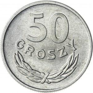 50 gr, 1967, Aluminium, PRL