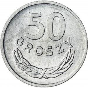 50 gr, 1968, Aluminium, PRL