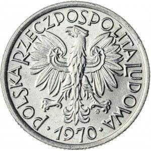 2 zł, 1970, Aluminium, PRL, jagody
