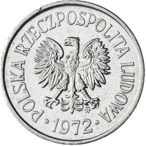 10 gr, 1972, Aluminium, PRL, PROOF LIKE