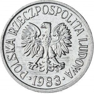 10 gr, 1983, Aluminium, PRL