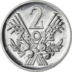 2 zł, 1973,