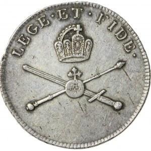 żeton koronacyjny, 1792, Franciszek II, Austria
