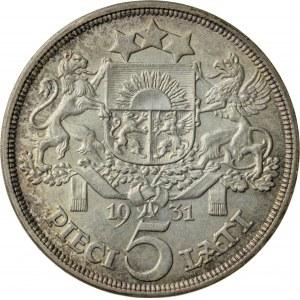 5 lati, 1931, Łotwa