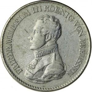 talar, 1818 A, Niemcy