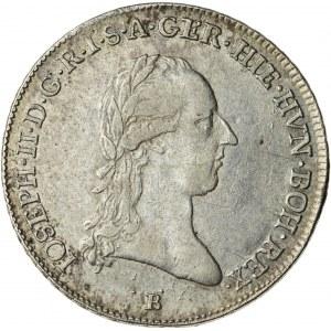 1/4 talara, 1789, B, Austria