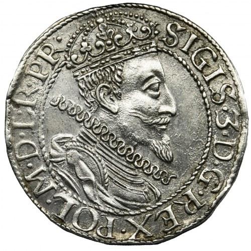 Zygmunt III Waza, Ort Gdańsk 1610 - najrzadszy rocznik
