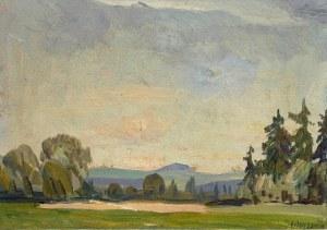 Jan Wojnarski (1879 - 1937), Biały Dunajec, 1929