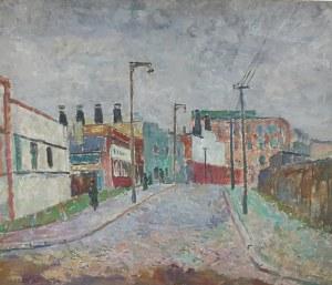 Zdzisław Przebindowski (1902-1986), Ulica